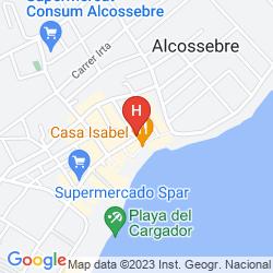 Map MADEIRA