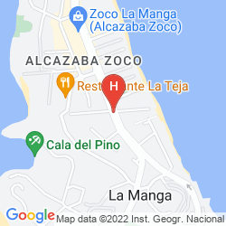 Map CASTILLO DE MAR