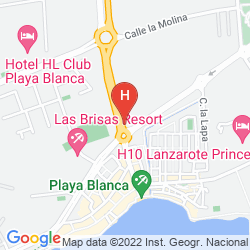 Map HD PUEBLO MARINERO - ADULTS ONLY