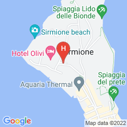 Map OLIVI THERMAE & NATURAL SPA