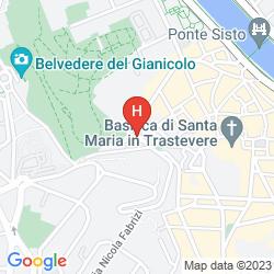 Map VOI HOTEL DONNA CAMILLA SAVELLI