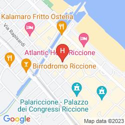 Map VILLA MARE