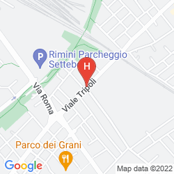 Map ROSABIANCA