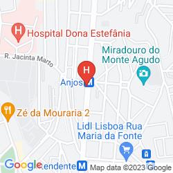 Map SETE COLINAS