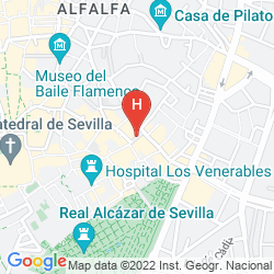 Map REY ALFONSO X