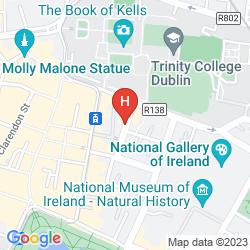 Map TRINITY LODGE