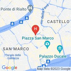 Map ANTICA LOCANDA AL GAMBERO