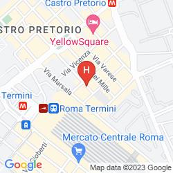 Map SOGGIORNO BLU