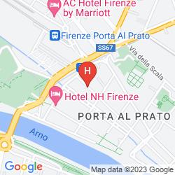Map GIARDINI DI LEOPOLDA