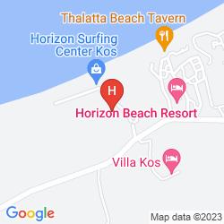 Map MARMARI PALACE