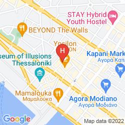 Map CAPSIS BRISTOL