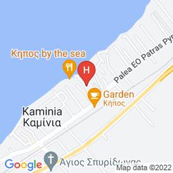 Map POSEIDON PALACE