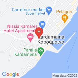 Map KALIMERA MARE