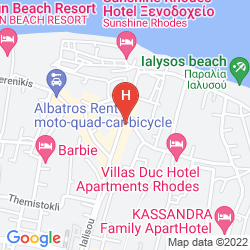 Map KREMASTI MEMORIES