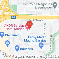 Map AXOR FERIA