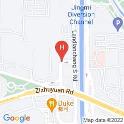 Map FOUR POINTS BY SHERATON BEIJING HAIDIAN