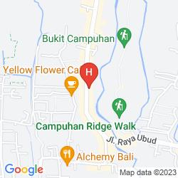 Map TJAMPUHAN HOTEL & SPA