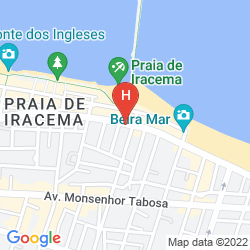 Map DELPHIA PRAIA DE IRACEMA