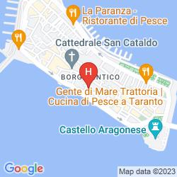 Map B&B SAN ANDREA DEGLI ARMENI - DIMORA STORICA
