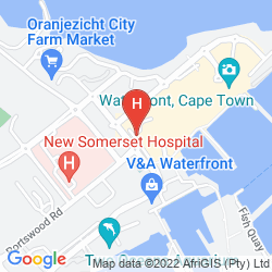 Map AHA HARBOUR BRIDGE HOTEL & SUITES
