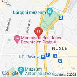 Map EA HOTEL SONATA