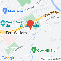 Map GUISACHAN HOUSE