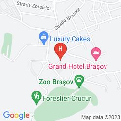 Map GRAND HOTEL