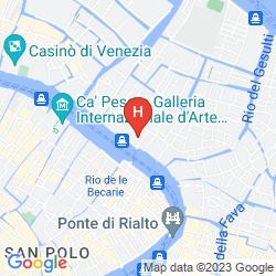 Map CA' SAGREDO