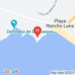 Map FARO LUNA