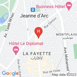 Map DU PARC