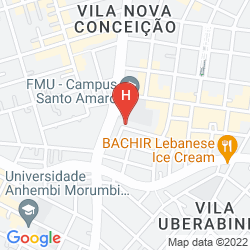 Map BLEND FLAT