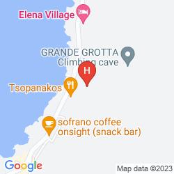 Map KALYMNOS VILLAGE