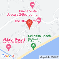 Map NIRIIDES VILLAS