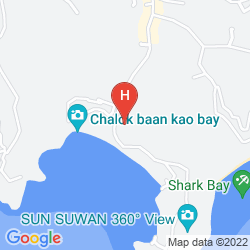 Map KO TAO RESORT