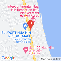 Map ESCAPE HUA HIN