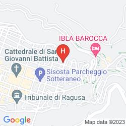 Map DE STEFANO PALACE - LUXURY
