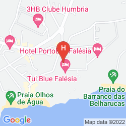 Map APARTHOTEL AQUA-MAR
