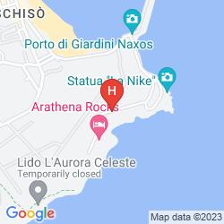 Map PORTO AZZURRO