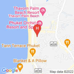 Map PHUKET ISLAND VIEW