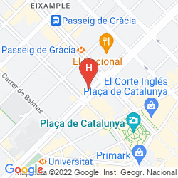 Map AVENIDA PALACE