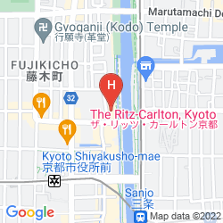 Map FUJITA