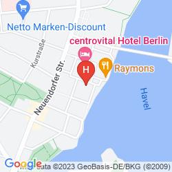 Map UFERPALAIS