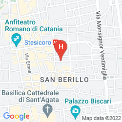 Map ROMANO HOUSE