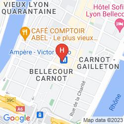 Map ALEXANDRA