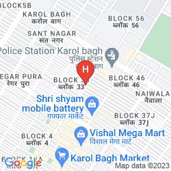 Map RAUNAK INTERNATIONAL