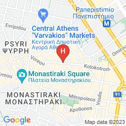 Map CAROLINA