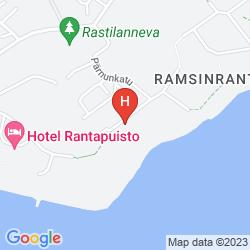Map VUORANTA