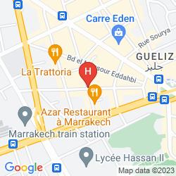 Map AGNAOUE