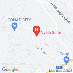 Map NYALA SUITE