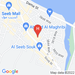 Map AL BAHJAH